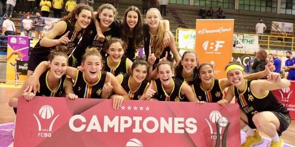 Cap de setmana històric per al Club Basket Almeda