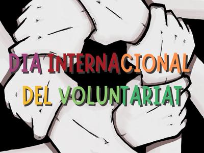 5 de desembre de 2020: Dia Internacional del Voluntariat