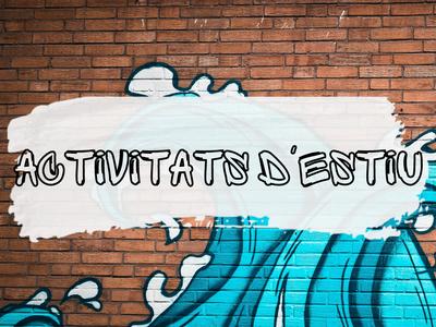 ACTIVITATS D'ESTIU PER A JOVES DE 12 A 21 ANYS