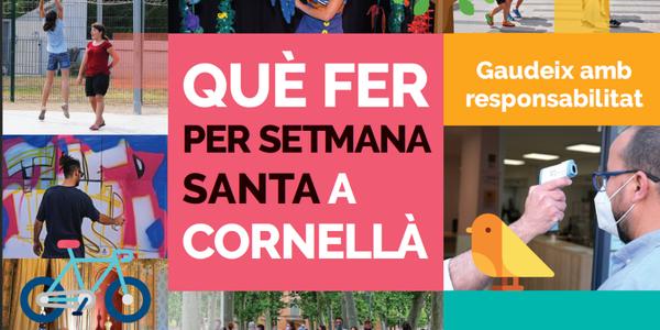 Durant la Setmana Santa es realitzaran activitats per a joves a diferents punts de la ciutat