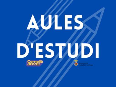 LES AULES D'ESTUDI COMENCEN AL GENER