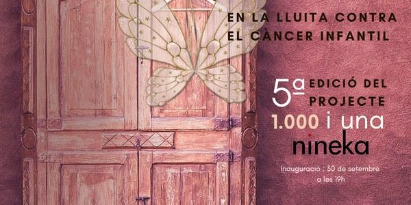 """5a Edició """"1.000 i una nineka"""" al Castell de Cornellà"""