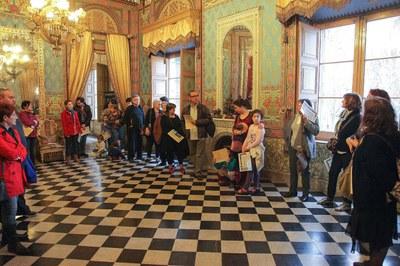 11PALAUMERCADER_20141123_Visita Museu Palau Mercader-15783.jpg