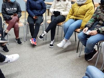 La Xarxa Activa Juvenil per la Igualtat del Ajuntament de Cornellà reprèn la seva activitat després de les vacances de Nadal