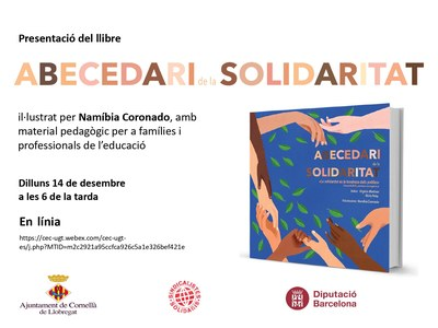 """Presentació del llibre il•lustrat """"Abecedari de la Solidaritat"""""""