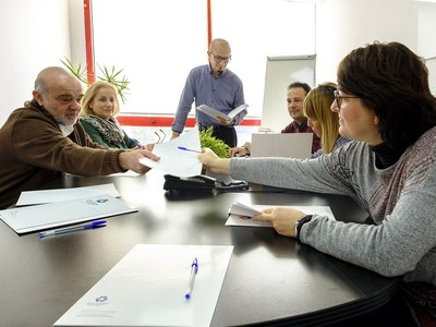 143 empresas se alojan en el Centro de Empresas y el Vivero de Procornellà