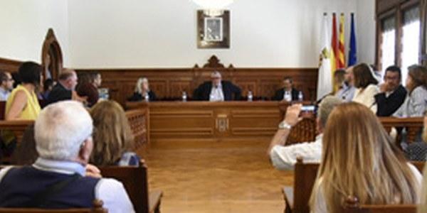 Antonio Balmón es reelegido alcalde de Cornellà para los próximos cuatro años