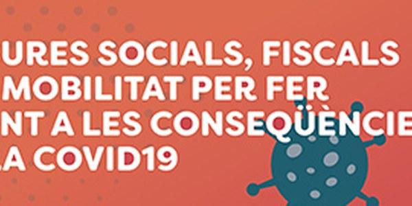 Aprobado un conjunto de medidas sociales, fiscales y de movilidad para hacer frente a las consecuencias del coronavirus