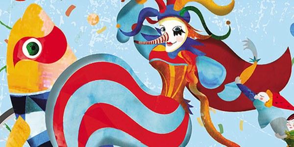 Atentos a las redes sociales! Ya os podéis ir preparando para la llegada del Carnaval ...