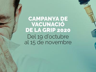 Comienza la campaña especial de vacunación contra la gripe, pide cita previa