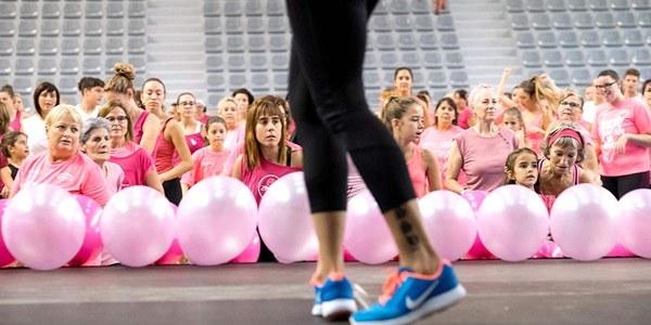 Comienzan las actividades de conmemoración del cáncer de mama