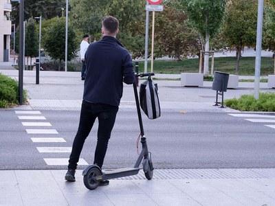 Cornellà de Llobregat registra 512 sanciones contra patinetes eléctricos y otros VMP durante 2020