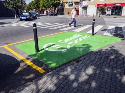 Cornellà destina 240.000 euros a la mejora de los pasos de peatones