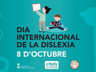 Cornellà se suma a la conmemoración del Día Internacional de la Dislexia