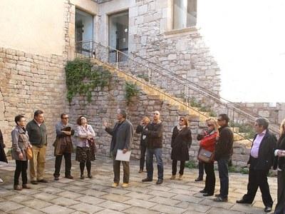 El Castell organiza una visita guiada este domingo