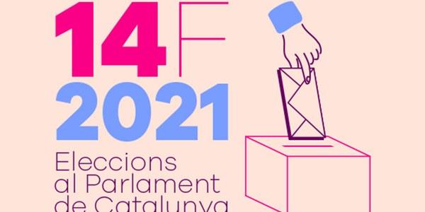 Elecciones al Parlamento de Catalunya del 14 de febrero