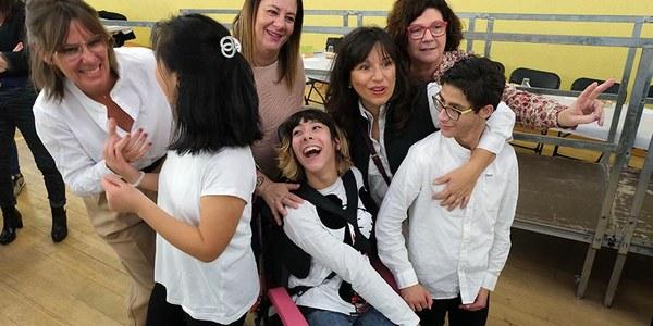 Se conmemora el Día Internacional de las Personas con Discapacidad