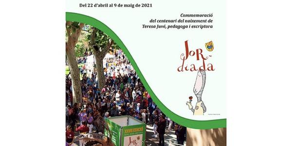 La Jordiada 2021 tendrá lugar entre el 22 de abril y el 9 de mayo