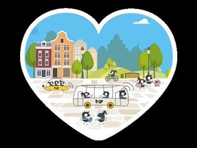 La Semana de la Movilidad nos invita a utilizar medios de transporte saludables