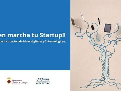 Ocho startups seleccionadas para participar en la nueva convocatoria del programa de incubación Cornellà Open Future