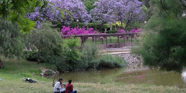 Parques de Cornellà dentro de la Red de Refugios Climáticos