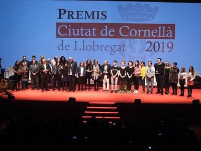 Próximamente se abre el plazo para presentar candidaturas a una nueva edición de los Premios Ciudad de Cornellà