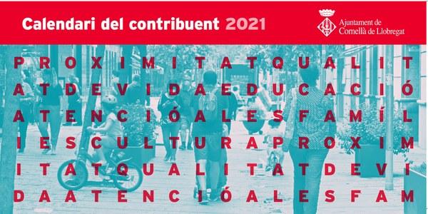Publicado el calendario fiscal para 2021