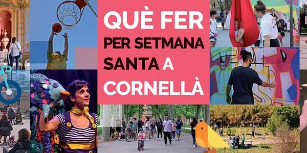 Quieres saber Qué Hacer por Semana Santa en Cornellà?