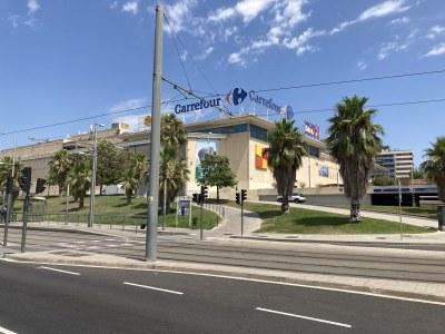 Se pone en funcionamiento un nuevo aparcamiento de intercambio de 100 plazas dentro del Llobregat Centre
