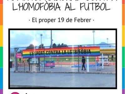 EL DEPORTE CONTRA LA LGTBIFOBIA