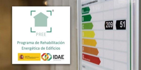 Programa de ayudas a la rehabilitación energética de edificios