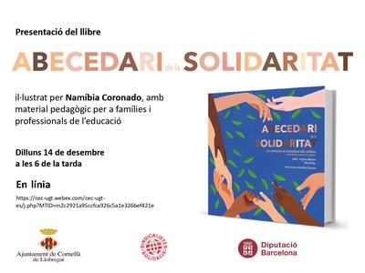 """Presentación del libro ilustrado """"Abecedari de la Solidaritat"""""""