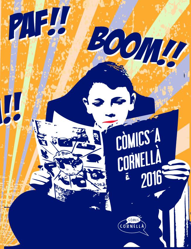 Còmics a Cornellà 2016