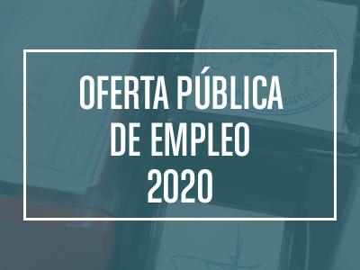 Oferta Publica 2020