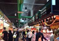 Els mercats municipals no obriran el divendres a la tarda